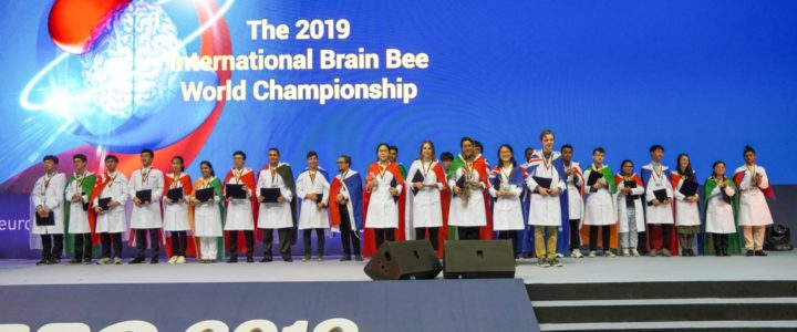 Galway student represents Ireland at International Brain Bee in South Korea