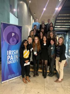 CPR success at the Irish Pain Society Annual Meeting 2019