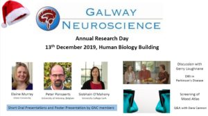 Final schedule for GNC Research Day 2019