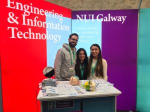 Galway Neuroscience at the BT Young Scientists Exhibition